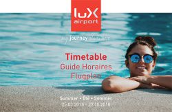 The new timetable is as well available as PDF. Please click here to download.
